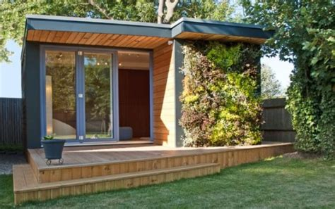 Backyard Studio Designs by The Best Prefabricated Outdoor Home Offices Designs