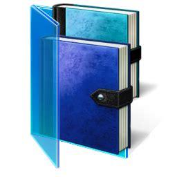 style bleu vista icone de dossier png tlchargement