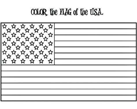united states of america flag coloring sheet culture american flag coloring pages coloring pages ideas reviews