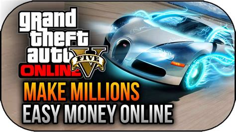 How Do You Make Money Fast In Gta 5 Online - gta 5 online how to make money fast millions solo easy