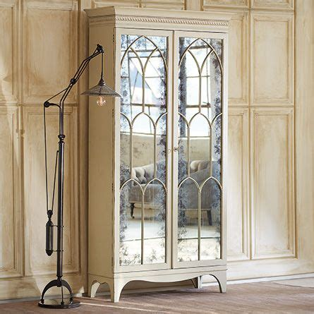 mirrored armoires amelia mirrored armoire arhaus for the home pinterest