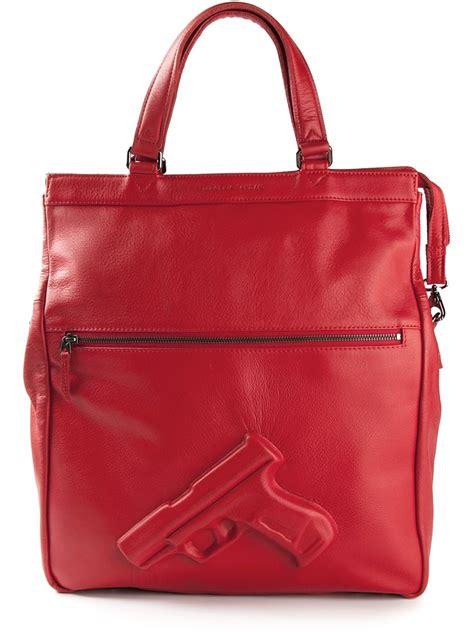 Bags From Vlieger Vandam by Vlieger Vandam Guardian Tote Bag In Lyst