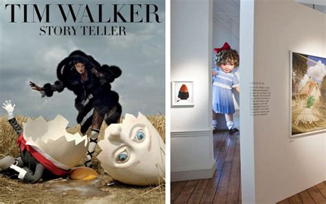 tim walker story teller see these tim walker someday all the adults will die the little black jacket and hollywood