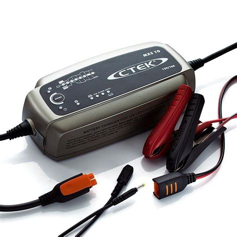 ctek smart charger ctek 12v 10 mxs10 smart battery charger ebay