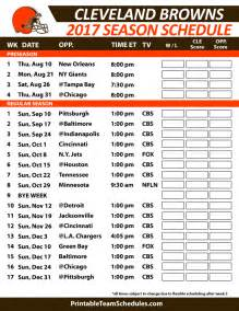 cleveland browns home schedule 2016 nascar tv schedule printable calendar template 2016