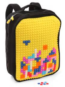 design your own pixel art backpack craziest gadgets