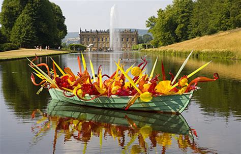 chihuly boat house dale chihuly glass art by 42concepts