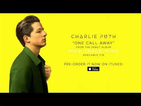 charlie puth quot one call away quot james maslow cover chords 126 best images about charlie puth on pinterest see you