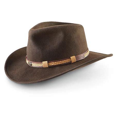 Felt Hats By Mademoiselle Ombrelle 2 by Henschel 174 Wool Felt Crusher Hat 214436 Hats Caps At