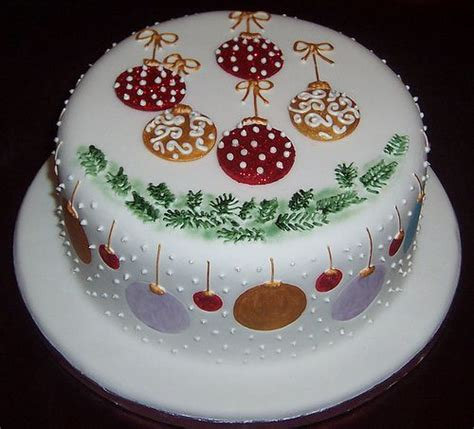 Cherry Decorations For Home best 25 christmas cakes images ideas on pinterest