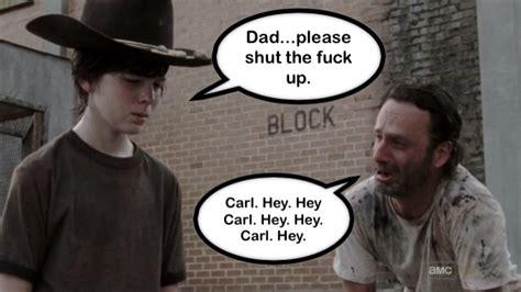 Walking Dead Rick Crying Meme - walking dead memes carl image memes at relatably com