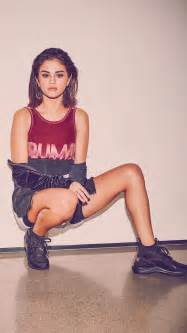 Hairstyles For Dinner Party - selena gomez puma campaign 2017