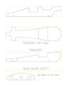 Free Pinewood Derby Template 21 cool pinewood derby templates free sle exle