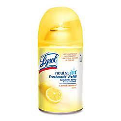 Lysol Air Freshener Dispenser Lysol Neutra Air Freshmatic Automatic Spray Air Freshener