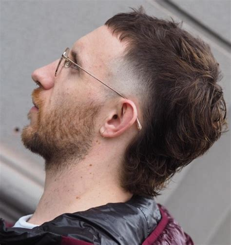Mullet Hairstyle by Mullet Haircuts In The Back Business In The Front