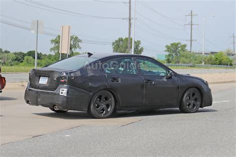 Subaru Legacy 2020 Japan by 2020 Subaru Legacy Spied Looking More Chiseled 187 Autoguide