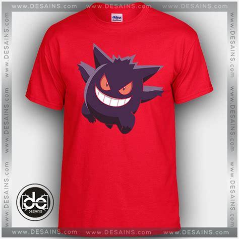 Gengar T Shirt tshirt gengar ghost tshirt youth and