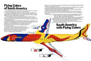 with flying colors july 4 1975 braniff rolls out calder s quot flying