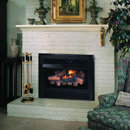 gas fireplace insert ventless superior vci3032 ventless gas fireplace insert