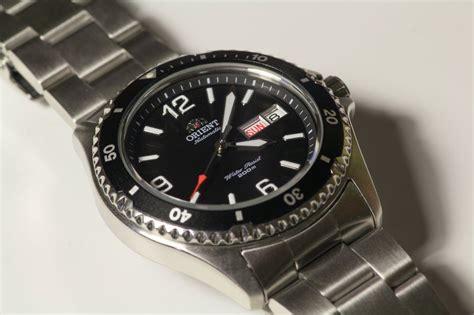 Orient Black 2 orient mako 2 automatic diver review automatic