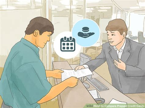 bad credit credit card offers 3 ways to compare prepaid credit cards wikihow