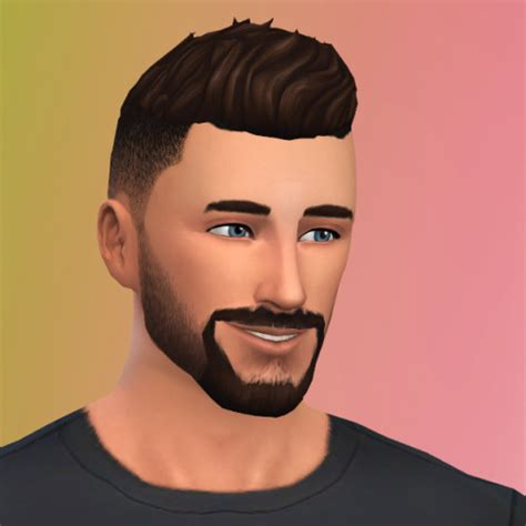 malr hair tumbir sims 4 male hair tumblr