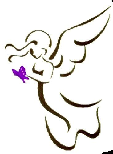 tattoo angel outline angel outline embroidery design tattoos and piercings