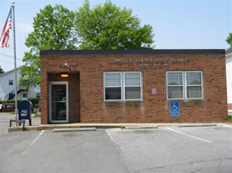Purcellville Post Office by Hill Va Small Town Living Beautiful Homes And