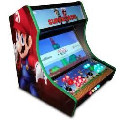 Bartop Arcade Mini Arcade Fliperama Bartop Medidas E Corte Cnc Projeto