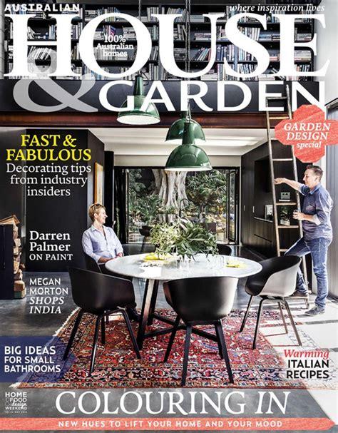 magazine design jobs melbourne australian house garden magazine june 2015 feature
