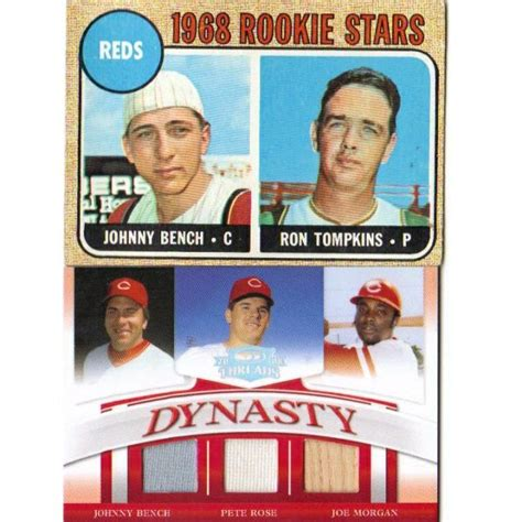 johnny bench rookie johnny bench rookie 28 images johnny bench rookie card