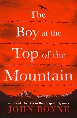 the boy at the top of the mountain by boyne