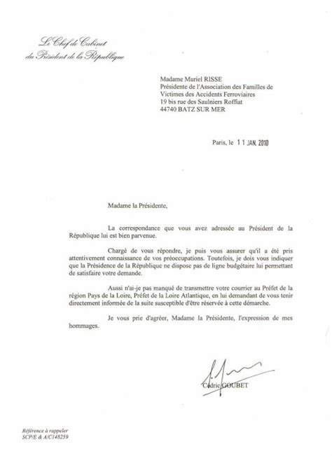 Demande De Subvention Association Lettre Demande De Subvention Au Pr 233 Sident De La R 233 Publique Association Afvaf