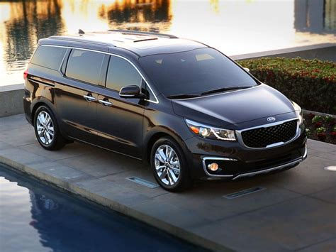 luxury minivan 2015 7 best minivans for the for 2015 autobytel com