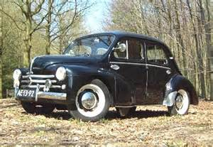 Renault 4 Cv 1948 Renault 4 Cv