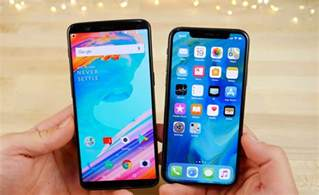 iphone or android the unthinkable happened new android phone crushes iphone x in speed test bgr