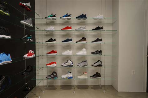 Sneaker Room Jersey City by Sneaker Room Opens The Doors To Its New Jersey Flagship