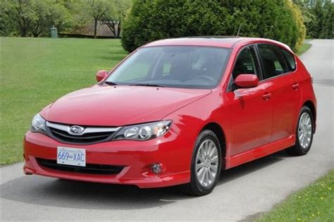 used 2008 subaru impreza 2 5i hatchback 2013 subaru impreza review canada autos post