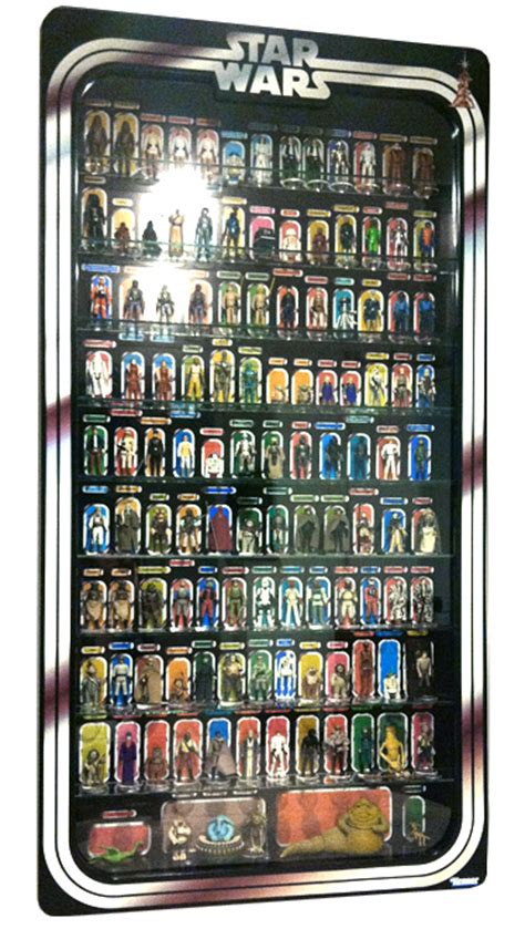 wars figure display cabinet wars figure display cabinet pictures to pin on