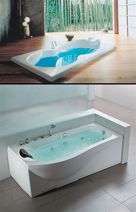 bathtub jacuzzi modern hot tubs