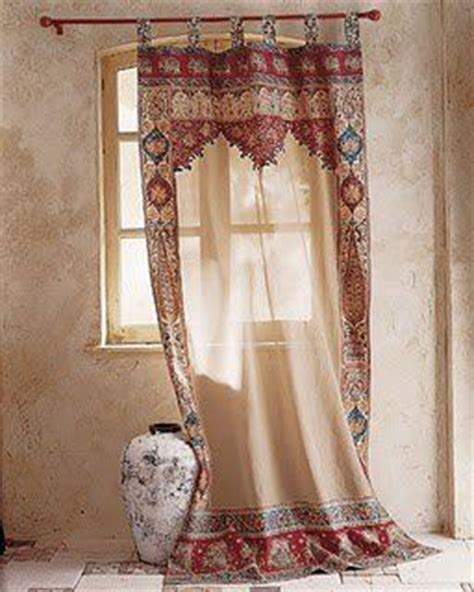 Neutral Curtains Decor Moroccan Decor Light Neutral Colors With Just A Splash Of Bright Colors Decor