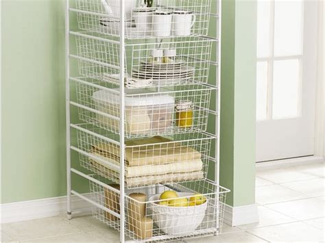 rubbermaid closet drawers rubbermaid closet or 5 drawer basket sellout woot