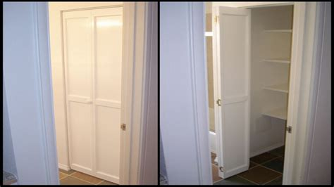 bathroom closet door ideas bifold bathroom door bathroom closet bifold door
