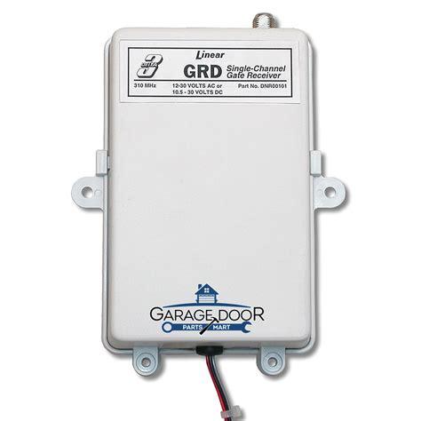 Linear Delta 3 1 Channel Gate Receiver Garage Door Parts Linear Delta 3 Garage Door Opener