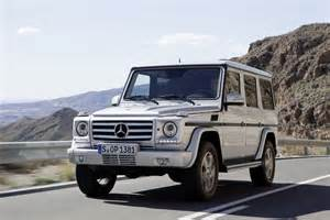 mercedes g class to get facelift in 2017 befitting a new