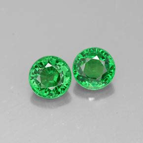 Tsavorite Green 2 1ct Item tsavorite garnet 1 1ct from tanzania and