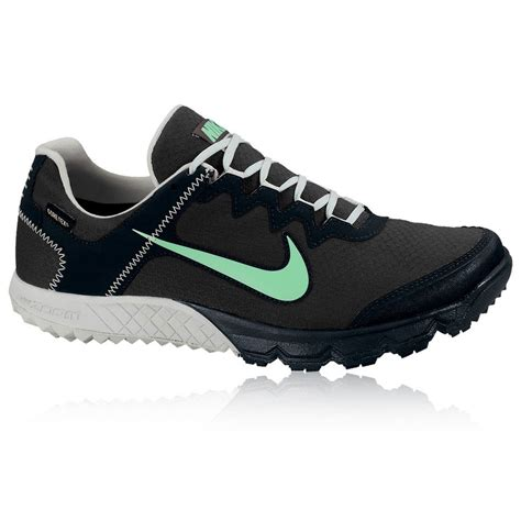 running shoes waterproof nike zoom wildhorse s tex waterproof trail