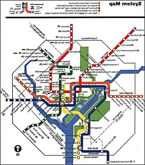 washington dc map print 17 best ideas about washington dc tourist map on