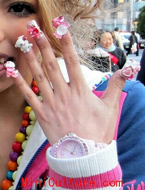 cute girl designs cute pretty nail designs for school girls mini culture