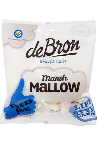 antidoping testo de bron low sugar marsh mallows 75g